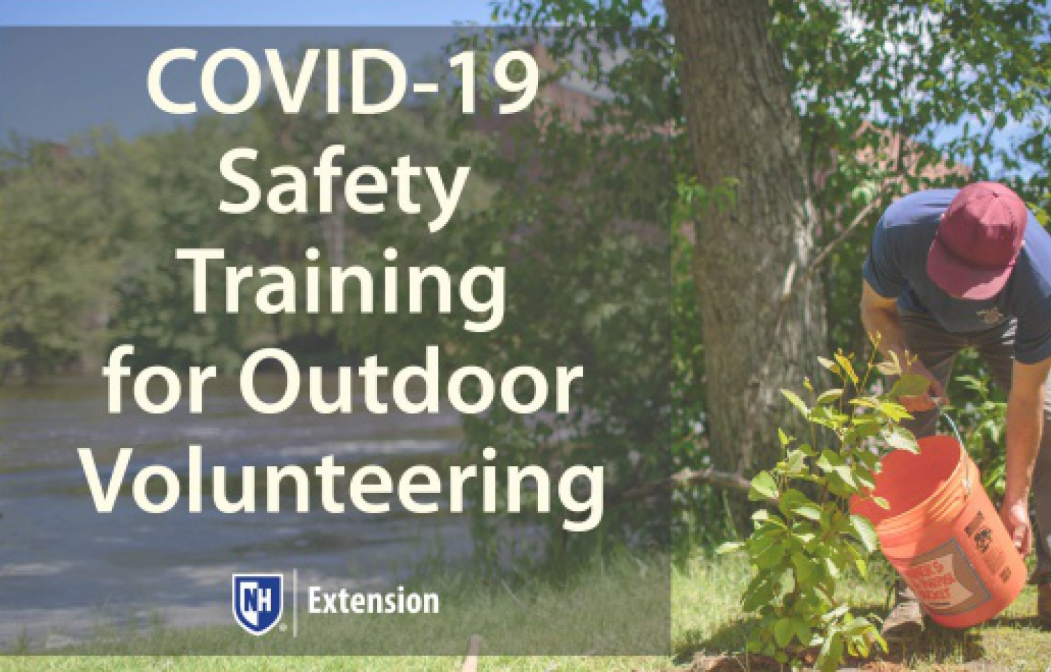 COVID-19 Safety Training for Outdoor Volunteers