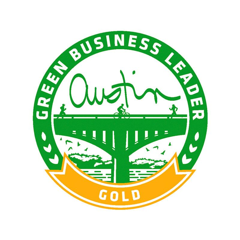 City of Austin Green Business Leader Gold Award