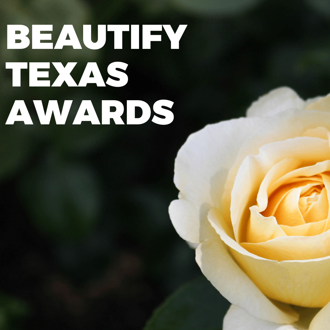 Beautify Texas KTB Awards Banners