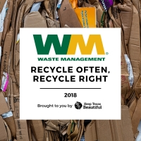 DEADLINE - Waste Management Recycle Often, Recycle Right Grant