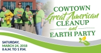 Fort Worth - Cowtown Great American Cleanup