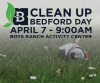 Clean Up Bedford Day