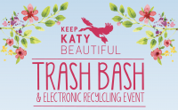 Keep Katy Beautiful Trash Bash
